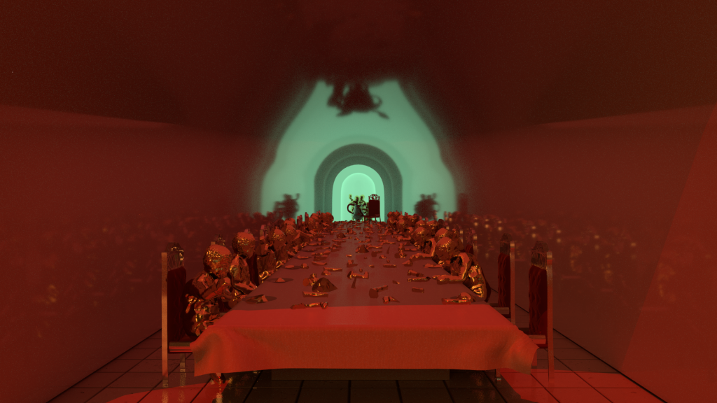 Screenshot from System for a Feast